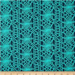 Amy Butler True Colors Stocking Turquoise