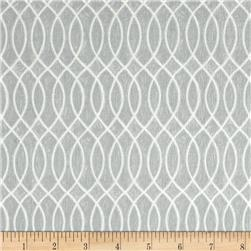 Moda Hugaboo Flannel Laced Lined Huggable Grey