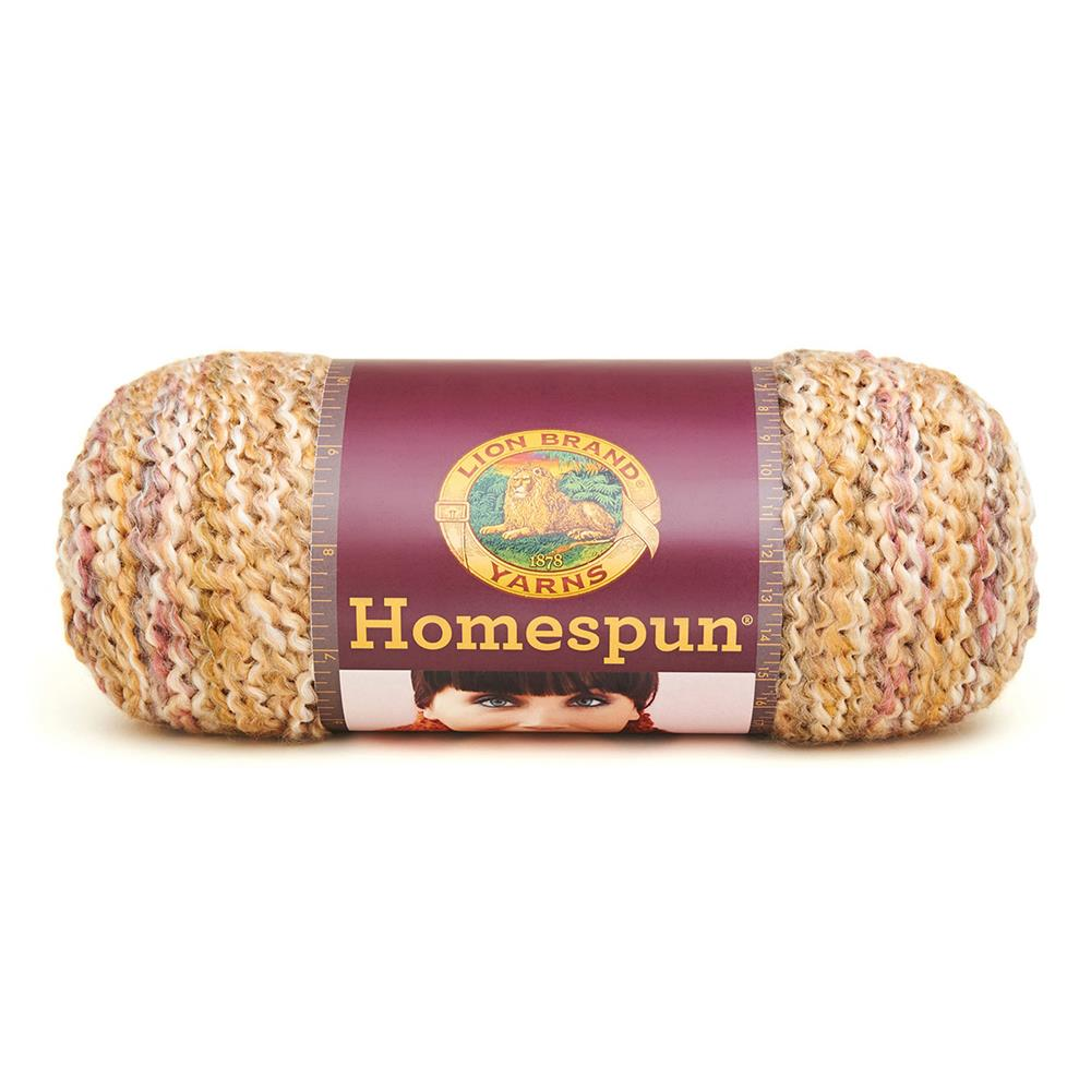 Lion Brand Homespun Yarn (318) Sierra