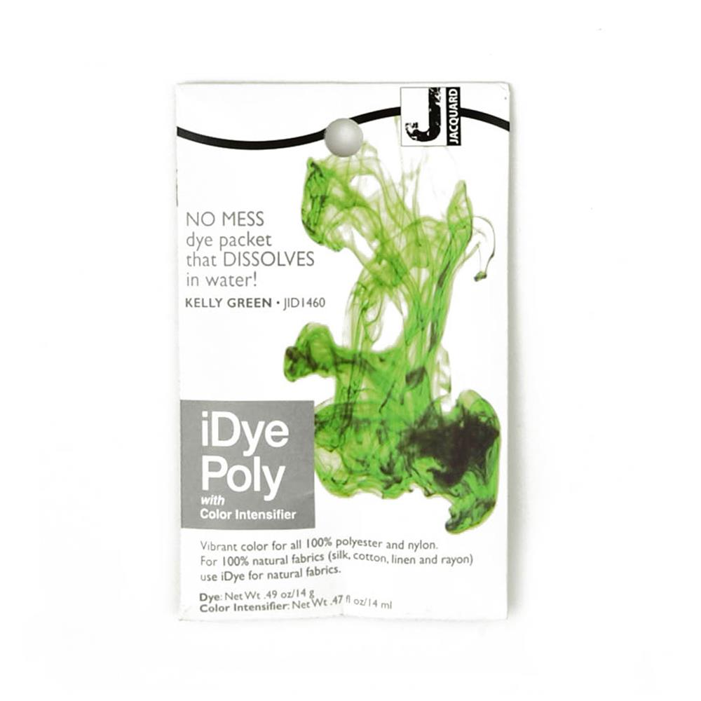 Jacquard iDye Poly Synthetic Dye Kelly Green