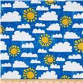 Dandy Dinos Crackle Sky Dark Blue