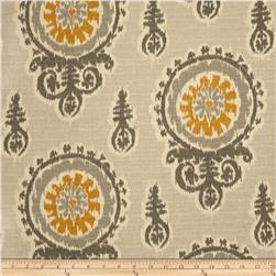 Premier Prints Michelle Nova Grey/Birch Fabric