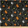 Maywood Studio Halloweenie Tossed Halloweenies Dark Gray