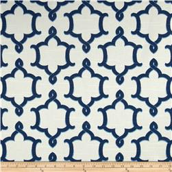 Home Accents Medina Slub Ivory Fabric