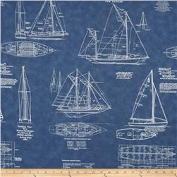 Moda Passport The Hamptons Harbor Blue