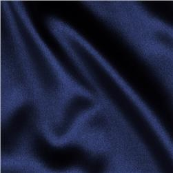 Tahari Stretch Satin Navy
