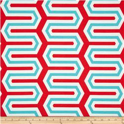 Premier Prints Indoor/Outdoor Cadee Calypso Fabric