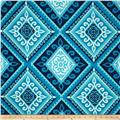 Terrasol Indoor/Outdoor Spanish Tile Indigo