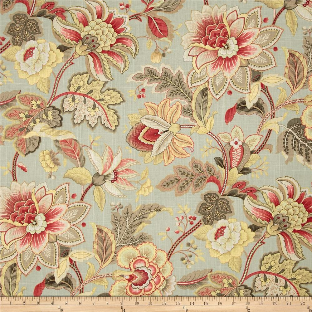 Swavelle Mill Creek Venezla Floral Blend Dew Discount