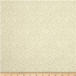 Gentle Gardens Monotone Damask Cream
