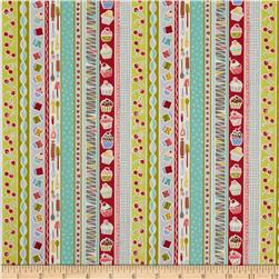 Retro Bake Stripe Multi