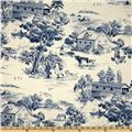 Latress Maryssa Toile Ivory/Navy