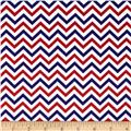 Ups & Downs Chevron Blue/Red