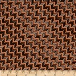 Graphix 3 Chevron Brown