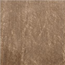Tissavel Luxury Faux Fur Discharged Santa Fe Pewter