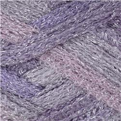 Red Heart Boutique Sashay Metallic Yarn 1957 Icy Lilac