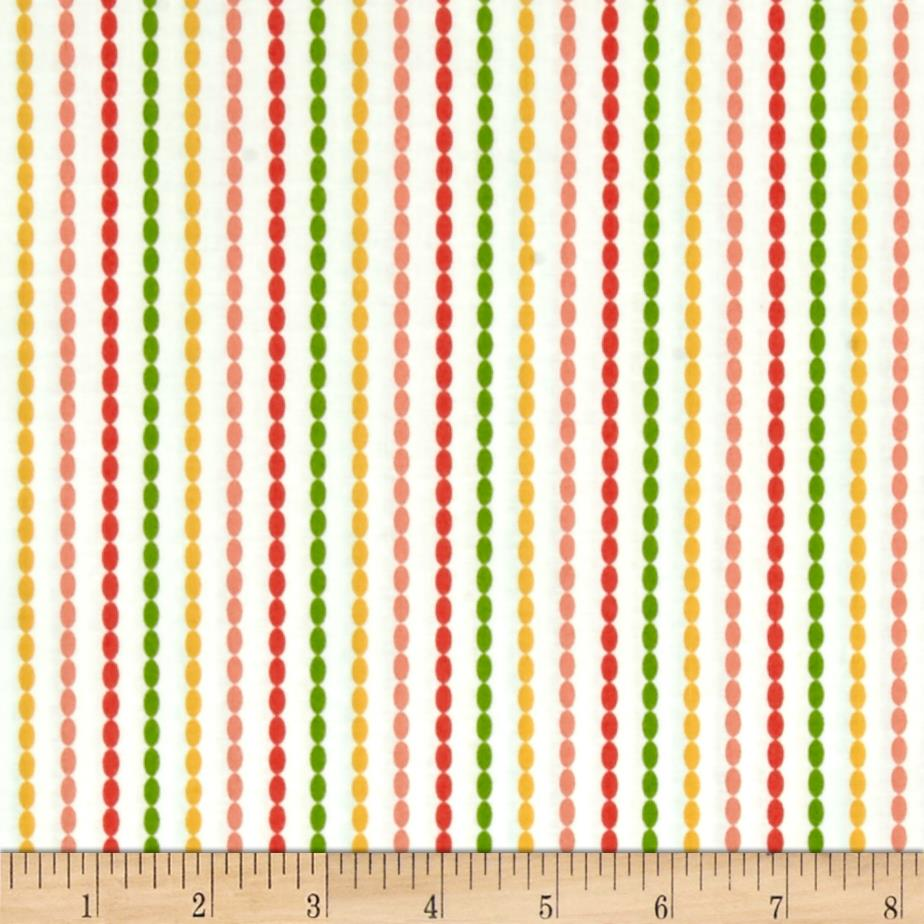 Moda Sundrops Beaded Stripe Multi