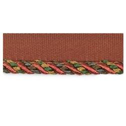 Fabricut Amaretto Cord Trim Copper