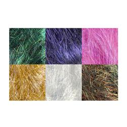 Angelina Straight Cut Fibers Forest Blend 6 Piece