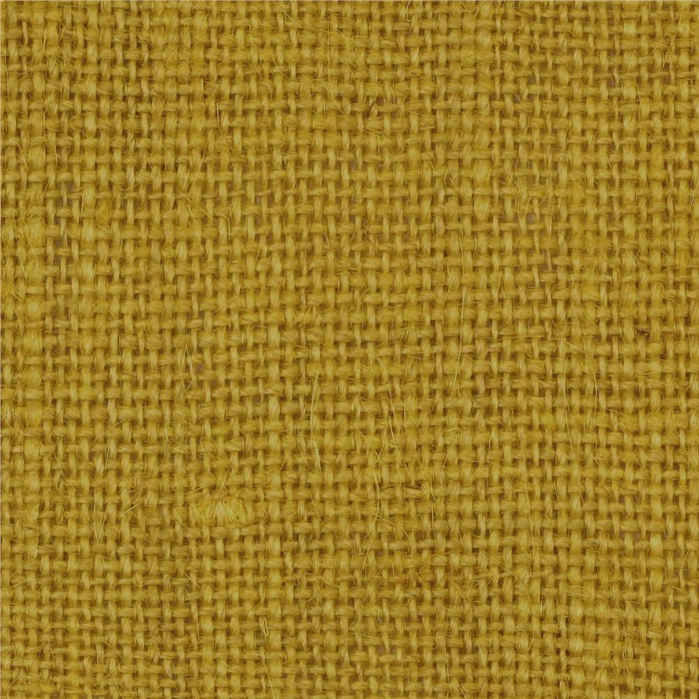 Burlap Lemon Yellow Discount Designer Fabric Fabric Com