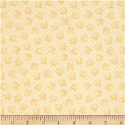 The Land Before Time Flannel Footprint Beige