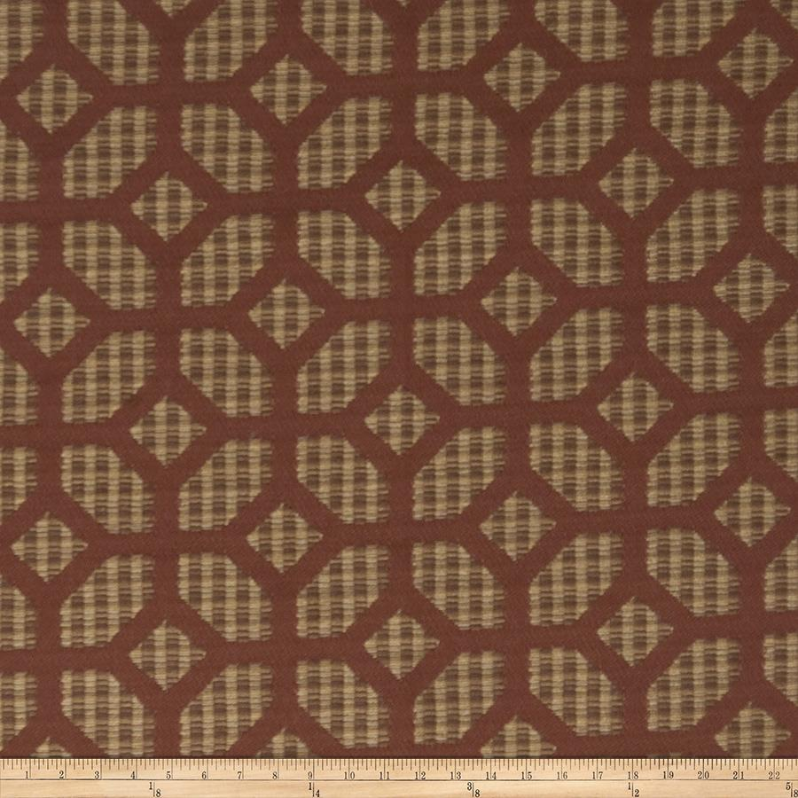 Fabricut Linotype Autumn Glow