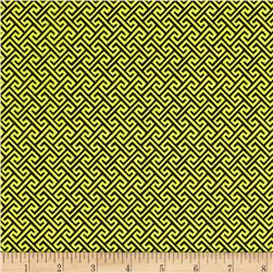 Riley Blake Sundance Geometric Green