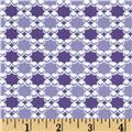 Downtown Dots & Plaids Purple