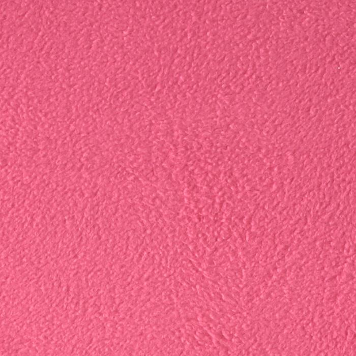 Warm Winter Fleece Solid Cotton Candy Pink