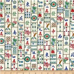 Timeless Treasures Mahjong Tiles Mahjong