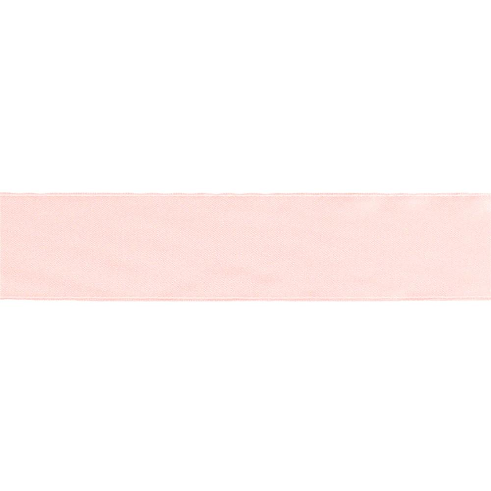 "May Arts 1 1/2""  Double Sided Satin Ribbon Spool Pink"