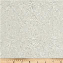 Victorian Lace Ivory White