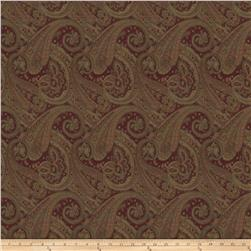 Trend 02897 Jacquard Red