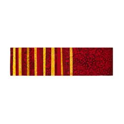 "#1 Fan Essential Gems 2.5"" Strips Red/Gold"