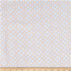 Lullaby Sheep Bedtime Stars Flannel Sky