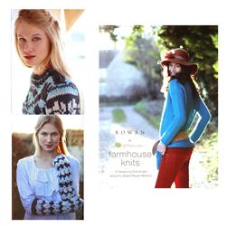 Amy Butler Farmhouse Knit & Crochet Booklet