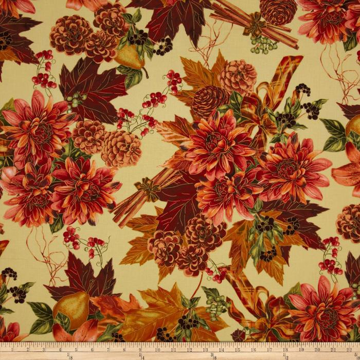 Sienna Collection Fauna Bouquet Ochre