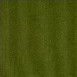 Cloud 9 Organic Solid Corduroy Olive