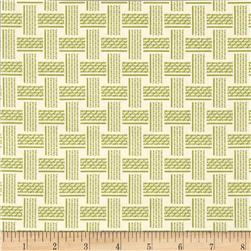 Anna Griffin Olivia Woven Green