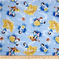 Disney Snow White with Animal Friends Blue