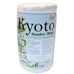 Kyoto Bamboo Rayon Blend Batting (120'' x 120'') King