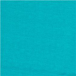 Santa Barbara Rayon Blend Shirting Turquoise