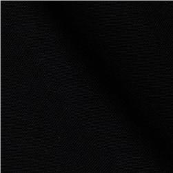 Maco Indoor/Outdoor Solid Black Fabric