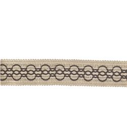 "Jaclyn Smith 2"" 02108 Trim Linen"