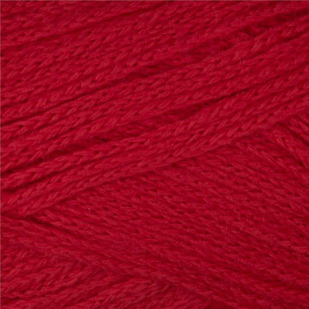 Lion Brand Modern Baby Yarn Red