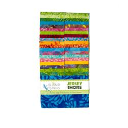 "Jersey Shore 2.5"" Batik Strip Pack"