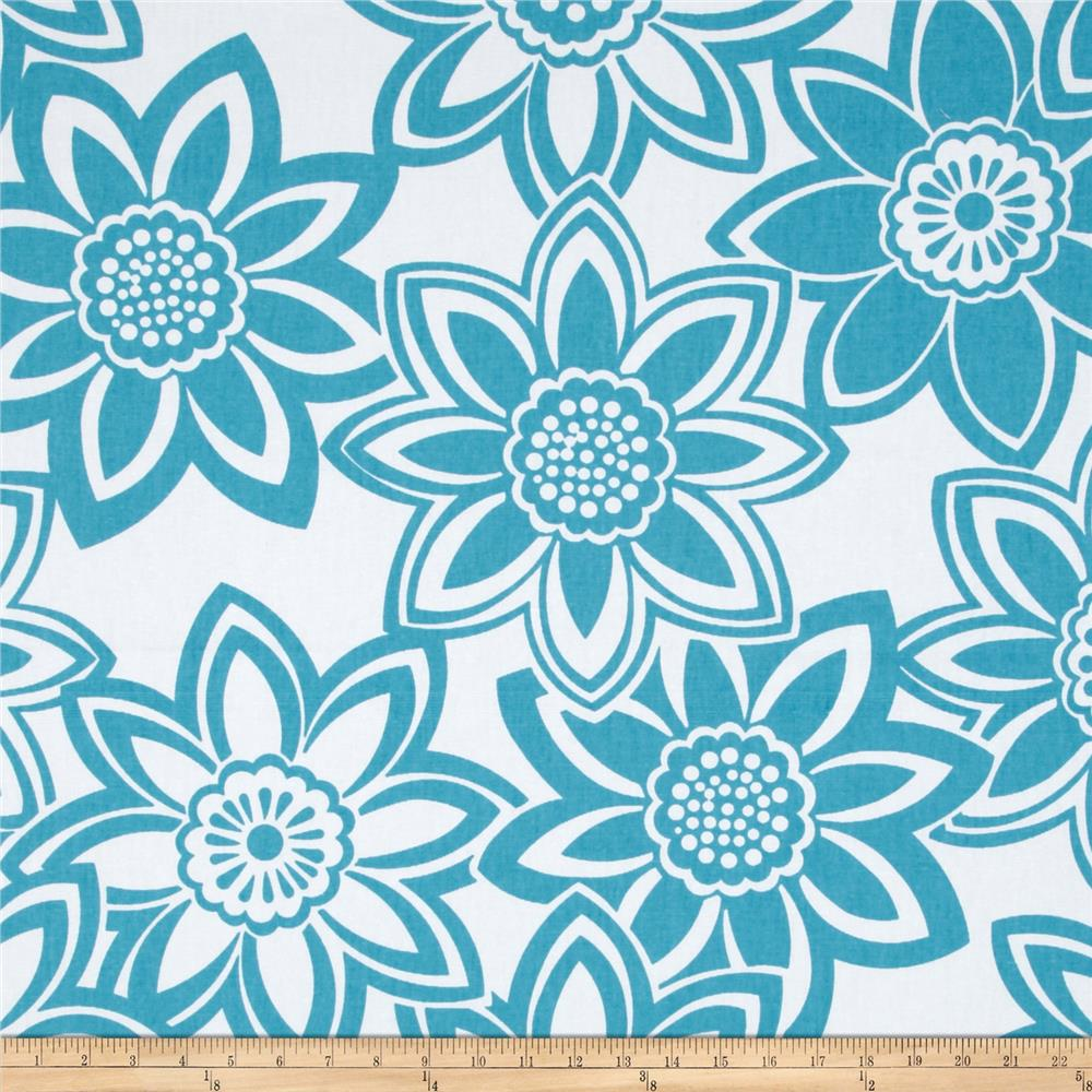 Golding Full Bloom Turquoise