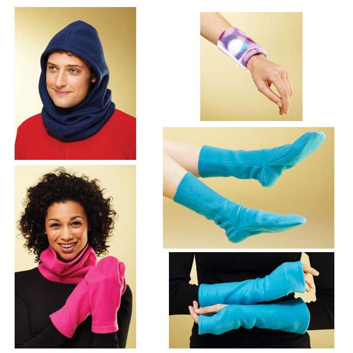 Kwik Sew Unisex Adults Fleece Accessories