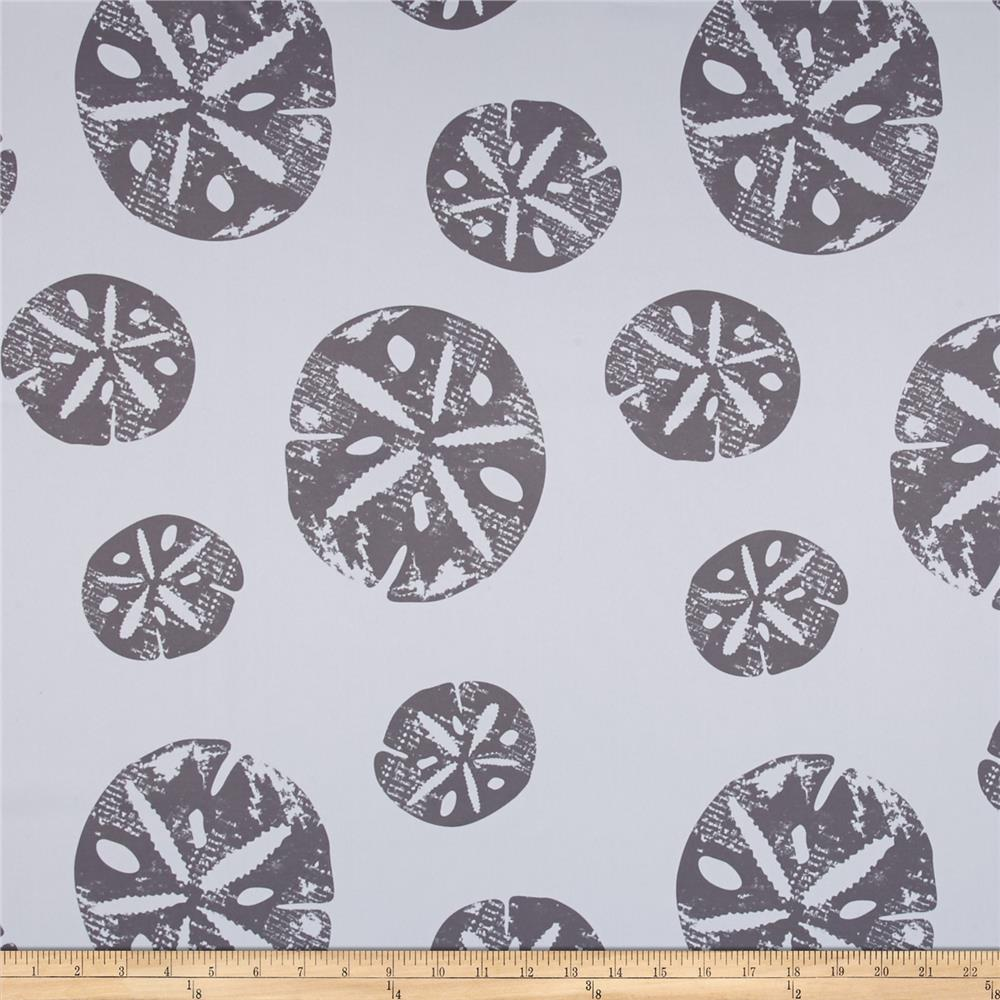 RCA Blackout Drapery Fabric Sand Dollar Grey