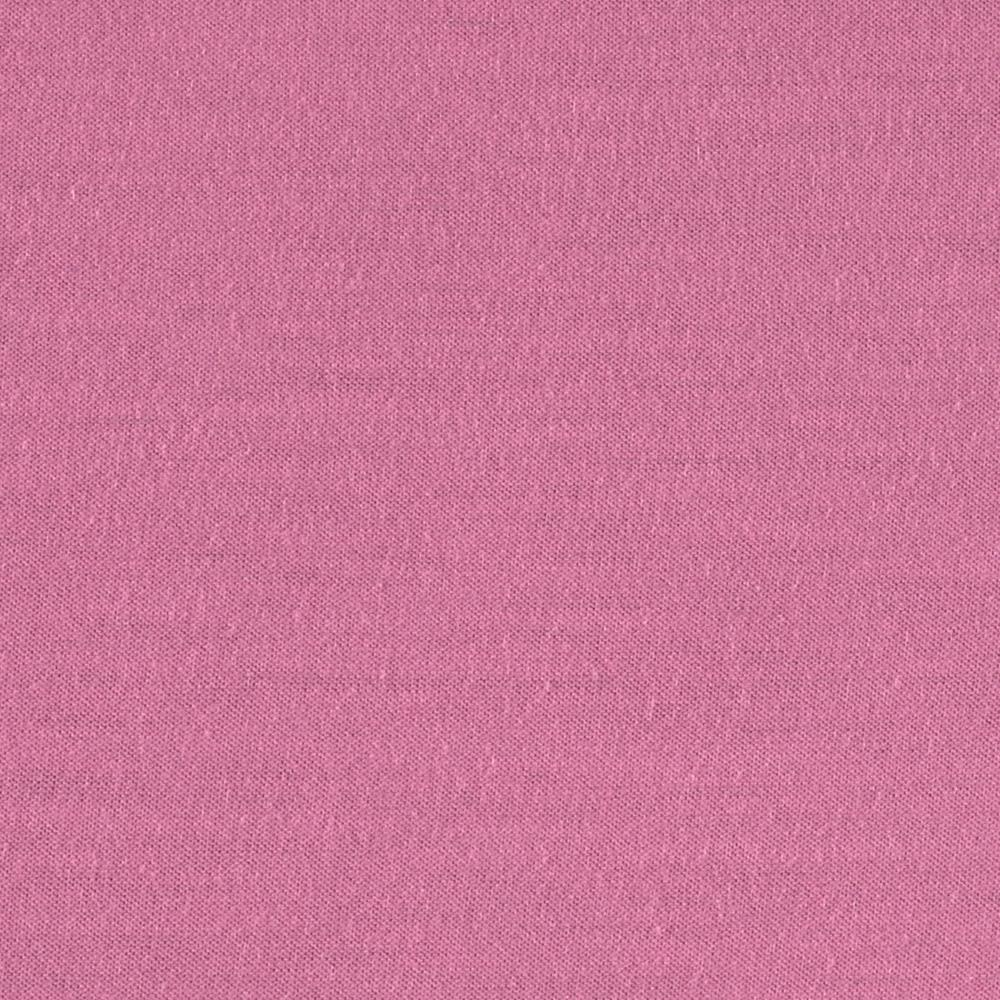 Stretch Rayon Blend Jersey Knit Candy Pink